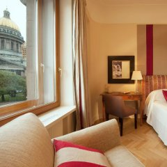 Гостиница Рокко Форте Астория 5* Номер Classic с двуспальной кроватью фото 2