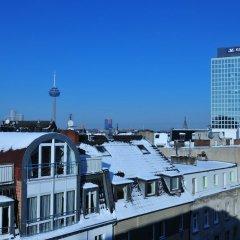 Hotel Flandrischer Hof балкон