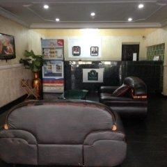 Отель Ascot Resort and Hotel Нигерия, Энугу - отзывы, цены и фото номеров - забронировать отель Ascot Resort and Hotel онлайн интерьер отеля