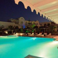 Отель Mediterranean White Остров Санторини бассейн фото 3