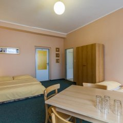 Hotel Koruna Злонице комната для гостей фото 5