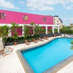 Отель Hôtel du Parc Hanoi Ханой бассейн фото 3