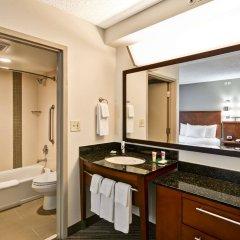 Отель Hyatt Place Columbus Dublin ванная