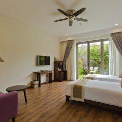 Отель Silk Sense Hoi An River Resort Вьетнам, Хойан - отзывы, цены и фото номеров - забронировать отель Silk Sense Hoi An River Resort онлайн комната для гостей фото 4