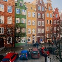 Апартаменты Elite Apartments – Gdansk Old Town Гданьск парковка