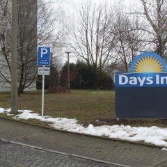 Отель Days Inn Dresden Германия, Дрезден - 2 отзыва об отеле, цены и фото номеров - забронировать отель Days Inn Dresden онлайн парковка