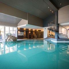 Отель HUUS Gstaad Швейцария, Занен - отзывы, цены и фото номеров - забронировать отель HUUS Gstaad онлайн бассейн фото 2
