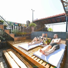 A Tran Boutique Hotel Хойан бассейн