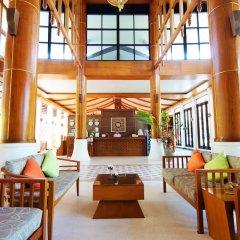 Курортный отель Aonang Phu Petra Resort Ао Нанг интерьер отеля фото 2