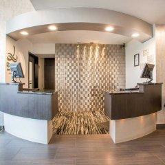 Отель Quality Inn and Suites North/Polaris США, Колумбус - отзывы, цены и фото номеров - забронировать отель Quality Inn and Suites North/Polaris онлайн интерьер отеля фото 3
