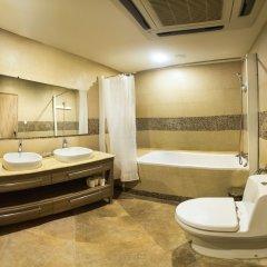 Отель Tangalwood Boutique Hotel Непал, Катманду - отзывы, цены и фото номеров - забронировать отель Tangalwood Boutique Hotel онлайн ванная