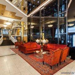 Thon Hotel Opera интерьер отеля