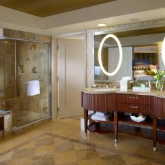 Отель Bellagio ванная