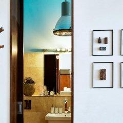 Отель Linnen Германия, Берлин - отзывы, цены и фото номеров - забронировать отель Linnen онлайн ванная
