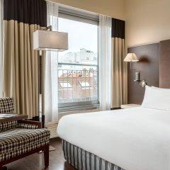 Отель NH Brussels Stéphanie комната для гостей
