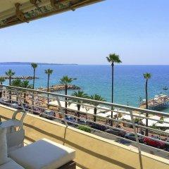 Отель Residence Coeur De Cannes Beach Франция, Канны - отзывы, цены и фото номеров - забронировать отель Residence Coeur De Cannes Beach онлайн балкон