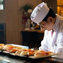 Отель Akarinoyado Togetsu Япония, Беппу - отзывы, цены и фото номеров - забронировать отель Akarinoyado Togetsu онлайн питание фото 3