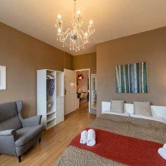 Апартаменты New Town Apple Apartments Прага комната для гостей фото 3