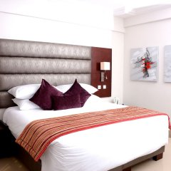 BON Hotel Stratton Asokoro комната для гостей фото 2