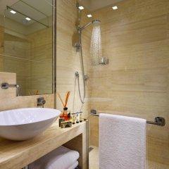 Отель Grand Hotel Minerva Италия, Флоренция - 5 отзывов об отеле, цены и фото номеров - забронировать отель Grand Hotel Minerva онлайн ванная
