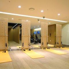 Отель PJ Myeongdong Южная Корея, Сеул - отзывы, цены и фото номеров - забронировать отель PJ Myeongdong онлайн фитнесс-зал фото 4