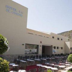 Hotel Restaurante El Corte балкон
