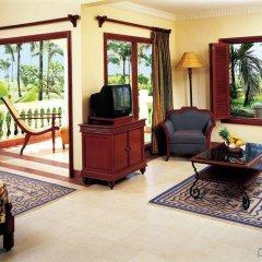 Отель Taj Exotica Гоа комната для гостей