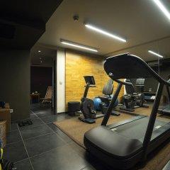 Отель Modus Болгария, Варна - 1 отзыв об отеле, цены и фото номеров - забронировать отель Modus онлайн фитнесс-зал фото 3