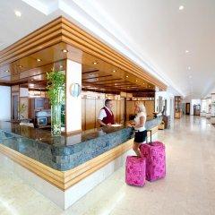 Отель Sensimar Aguait Resort & Spa - Только для взрослых интерьер отеля фото 2