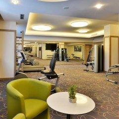 Suite Hotel Sofia фитнесс-зал