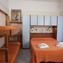 Hotel Villa Cicchini Римини в номере