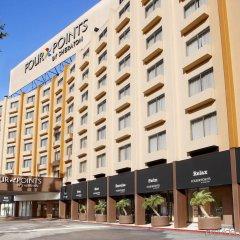 Отель Four Points by Sheraton Los Angeles International Airport (США) США, Лос-Анджелес - 2 отзыва об отеле, цены и фото номеров - забронировать отель Four Points by Sheraton Los Angeles International Airport (США) онлайн фото 4