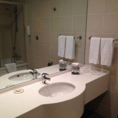 TAV Airport Hotel Istanbul ванная