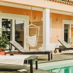 Отель Torel Cliff Surf & Golf сауна