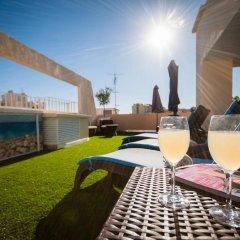 Отель Residhome Nice Promenade балкон