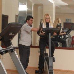 Grand Saatcioglu Hotel Турция, Аксарай - отзывы, цены и фото номеров - забронировать отель Grand Saatcioglu Hotel онлайн фитнесс-зал фото 4