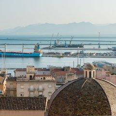 Отель Myhome Cagliari балкон