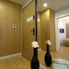 Апартаменты IRS ROYAL APARTMENTS Bursztynowa комната для гостей