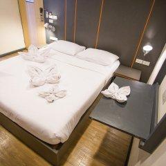 Отель Nida Rooms Yanawa Sathorn City Walk Бангкок комната для гостей фото 3
