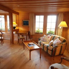 Boutique Hotel Alpenrose комната для гостей