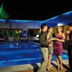 Hotel Riu Plaza Guadalajara фитнесс-зал фото 4
