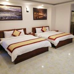 Hoang Tuan Hotel Далат сейф в номере