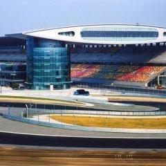 Отель Swissotel Grand Shanghai спортивное сооружение