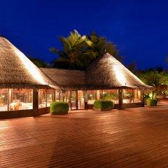 Отель Adaaran Select Hudhuranfushi Остров Гасфинолу вид на фасад