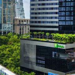 Отель Holiday Inn Bangkok Sukhumvit Бангкок балкон