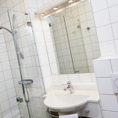Отель Royal Hotel Швеция, Гётеборг - 1 отзыв об отеле, цены и фото номеров - забронировать отель Royal Hotel онлайн ванная