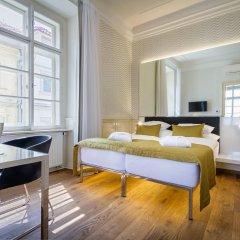 Отель Golden Star Чехия, Прага - 14 отзывов об отеле, цены и фото номеров - забронировать отель Golden Star онлайн комната для гостей фото 3