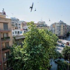 Отель Art Maison Греция, Салоники - отзывы, цены и фото номеров - забронировать отель Art Maison онлайн балкон