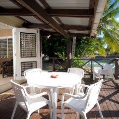 Отель Musket Cove Island Resort & Marina балкон