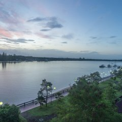 Отель Krabi City Seaview Краби приотельная территория фото 2